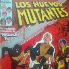 Cómics: LOS NUEVOS MUTANTES NUMERO 4 PRIMERA EDICIÓN FORUM.1986. Lote 133661462