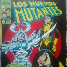 Cómics: LOS NUEVOS MUTANTES NUMERO 5 PRIMERA EDICIÓN FORUM.1986. Lote 133661530
