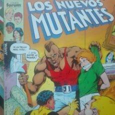Cómics: LOS NUEVOS MUTANTES NUMERO 7 PRIMERA EDICIÓN FORUM.1986. Lote 133661722