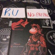 Cómics: OUTFAN I BOOK CELS PIÑOL FORUM. Lote 133683654