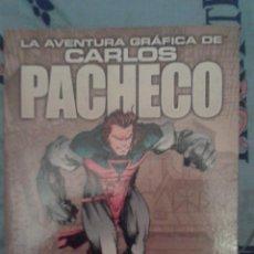 Cómics: LA AVENTURA GRAFICA DE CARLOS PACHECO: PLANETA. Lote 111505843