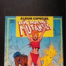 Cómics: ÁLBUM ESPECIAL LOS NUEVOS MUTANTES, 2 NÚMEROS EXTRA PRIMAVERA Y VERANO FORUM 1987 . Lote 133745554