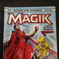 Cómics: COLECCION EXTRA SUPERHEROES. N°8, FORUM, MAGIC. Lote 133755354