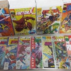 Cómics: FACTOR-X VOLUMEN 1 COMPLETO NUMEROS 1 AL 94 + LOS 8 ESPECIALES PUBLICADOS (FORUM). Lote 133762306