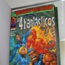 Cómics: HEROES RETURN LOS 4 FANTASTICOS Nº 1 AL 17 ENCUADERNADOS EN UN TOMO - FORUM -. Lote 133765406
