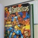 Cómics: HEROES RETURN LOS 4 FANTASTICOS Nº 18 AL 34 MAS ANUAL 2001 ENCUADERNADOS EN UN TOMO - FORUM -. Lote 133765822
