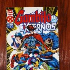 Cómics: GAMBITO Y LOS EXTERNOS - X-MEN - NUMERO 1 - ERA APOCALIPSIS - MARVEL COMICS - FORUM. Lote 44932213