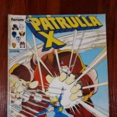 Cómics: LA PATRULLA X - SERIE REGULAR - VOL 1 - NÚMERO 67 - MARVEL COMICS - FORUM. Lote 152372028