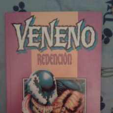 Cómics: VENENO: REDENCION: OBRA COMPLETA EN 1 TOMO: FORUM. Lote 133778090