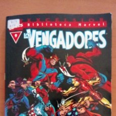 Cómics: LOS VENGADORES N°9.. Lote 133789945