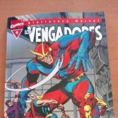 Cómics: LOS VENGADORES. Nº 8.. Lote 133790138