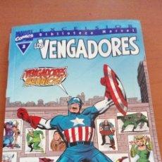 Cómics: LOS VENGADORES. Nº 3.. Lote 133790222