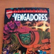 Cómics: LOS VENGADORES. Nº 4.. Lote 133790307