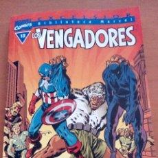 Cómics: LOS VENGADORES N°13.. Lote 133790378