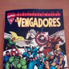 Cómics: LOS VENGADORES. Nº 16.. Lote 133790450