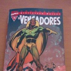 Cómics: LOS VENGADORES Nº 10.. Lote 133790709