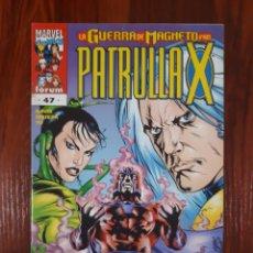 Cómics: LA PATRULLA X - SERIE REGULAR - VOL 2 - NÚMERO 47 - MARVEL COMICS - FORUM. Lote 67790969