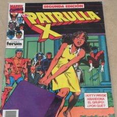 Cómics: PATRULLA X 2ª EDICIÓN NÚMERO 11. Lote 133817782