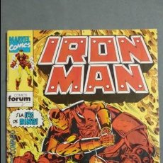 Cómics: IRON MAN N° 4 COMICS FORUM ESTADO BUENO PRECIO NEGOCIABLE. Lote 133834162