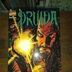 Cómics: DRUIDA (WARREN ELLIS), FORUM MBE. Lote 134018994