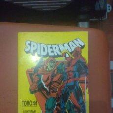 Cómics: RETAPADO SPIDERMAN VOL.1 FORUM 296 AL 300 . Lote 134025094