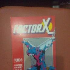 Cómics: RETAPADO FACTOR X VOL.1 FORUM 41 AL 45. Lote 134025762