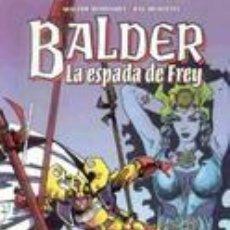 Cómics: BALDER LA ESPADA DE FREY (SIMONSON / BUSCEMA) - FORUM - MUY BUEN ESTADO - OFI15J. Lote 134030402