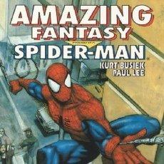 Cómics: SPIDERMAN AMAZING FANTASY (KURT BUSIEK / PAUL LEE) FORUM - MUY BUEN ESTADO - OFI15J. Lote 134031018