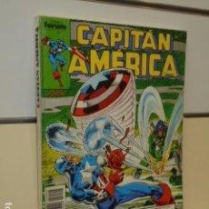 Cómics: RETAPADO CAPITAN AMERICA CONTIENE LOS Nº 46-47-48-49 Y 50 DE ESTA COLECCION - FORUM -. Lote 134032794