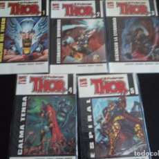 Cómics: THOR VOLUMEN 5 COMPLETO, 2003, 10 TOMOS FORUM/PANINI. Lote 134041406