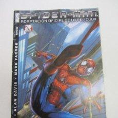 Cómics: SPIDER-MAN ADAPTACION OFICIAL DE LA PELICULA FORUM 2002 SPIDERMAN . Lote 134120146