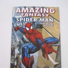 Cómics: AMAZING FANTASY: SPIDERMAN. PRESTIGIO FORUM. BUSIEK. Lote 134123314