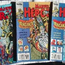 Cómics: LA SAGA DEL MONOLITO VIVIENTE MARVEL HEROES COMICS FORUM. Lote 134126590
