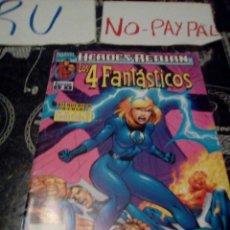 Fumetti: LOS 4 FANTÁSTICOS FORUM 2 BIENVENIDA A CASA MUJER INVISIBLE HÉROES RETURN. Lote 134130990