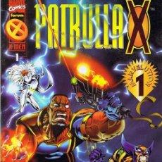 Cómics: PATRULLA X VOL 2 Nº 1. Lote 134139582