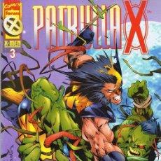 Cómics: PATRULLA X VOL 2 Nº 3. Lote 134139650