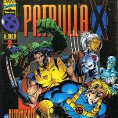 Cómics: PATRULLA X VOL I Nº 2. Lote 134139718