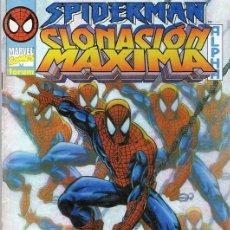 Cómics: SPIDERMAN CLONACIÓN MÁXIMA . Lote 134141438