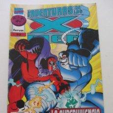 Cómics: LAS NUEVAS AVENTURAS DE LOS X MEN VOLUMEN 2 Nº 10 FORUM SDX17. Lote 134186018