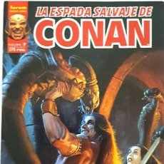 Cómics: LA ESPADA SALVAJE DE CONAN - Nº 7 - FORUM - SERIE ORO -. Lote 134200130