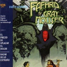 Cómics: FAFHRD AND THE GRAY MOUSER (COLECCIÓN COMPLETA). Lote 134310286