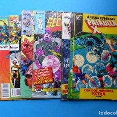Cómics: PATRULLA X - 7 COMICS DIFERENTES - MARVEL FORUM - VER FOTOS ADICIONALES. Lote 134379830