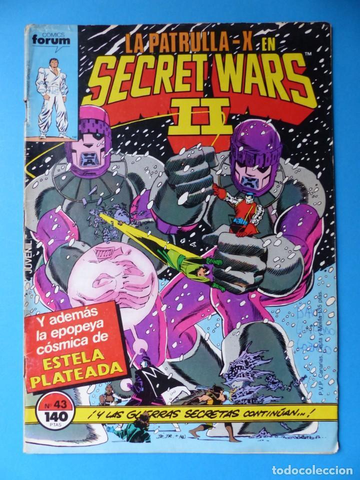 Cómics: PATRULLA X - 7 COMICS DIFERENTES - MARVEL FORUM - VER FOTOS ADICIONALES - Foto 4 - 134379830