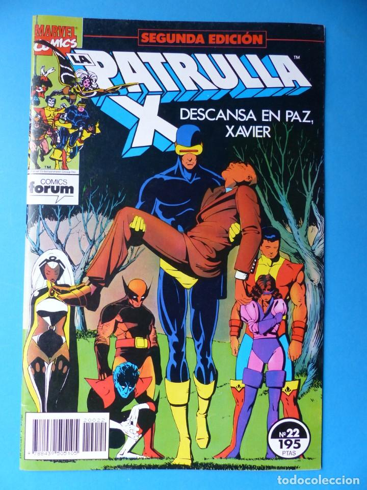 Cómics: PATRULLA X - 7 COMICS DIFERENTES - MARVEL FORUM - VER FOTOS ADICIONALES - Foto 6 - 134379830