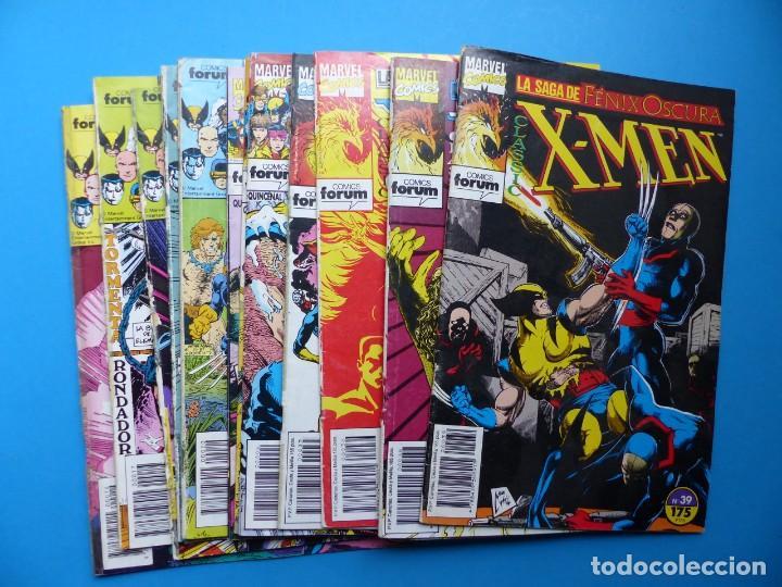 X-MEN - 13 COMICS DIFERENTES - MARVEL FORUM - VER FOTOS ADICIONALES (Tebeos y Comics - Forum - X-Men)