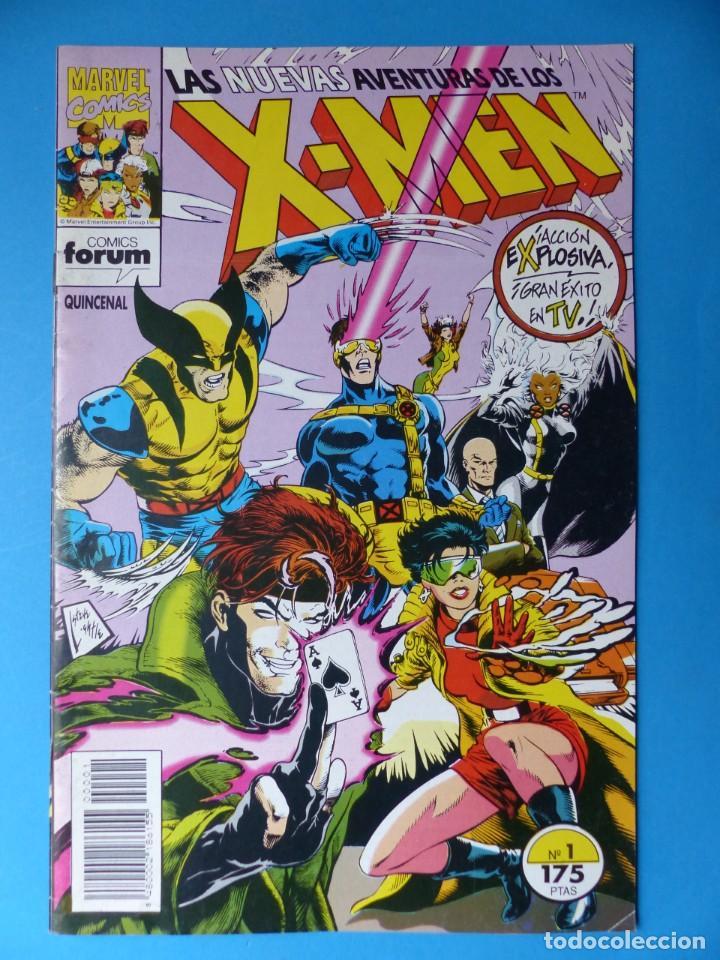 Cómics: X-MEN - 13 COMICS DIFERENTES - MARVEL FORUM - VER FOTOS ADICIONALES - Foto 10 - 134380490