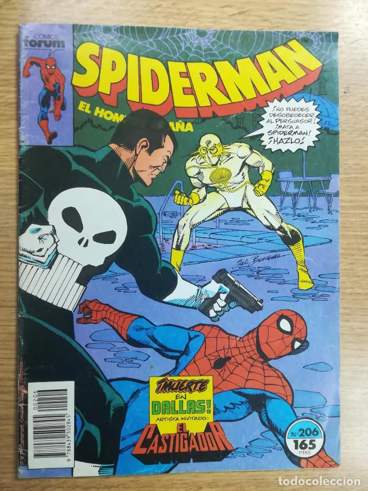 SPIDERMAN VOL 1 #206 (Tebeos y Comics - Forum - Spiderman)