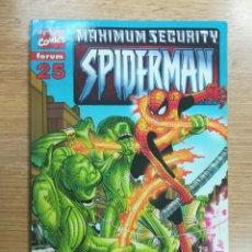 Fumetti: SPIDERMAN VOL 3 #25. Lote 134418126