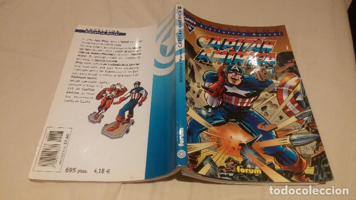 BIBLIOTECA MARVEL EXCELSIOR CAPITAN AMERICA Nº 16 (Tebeos y Comics - Forum - Capitán América)