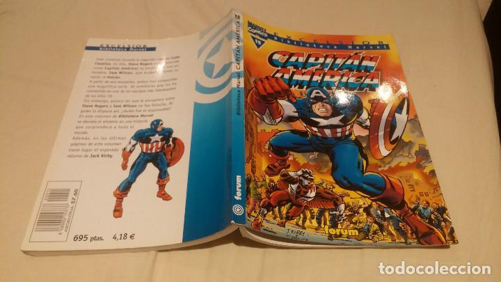 BIBLIOTECA MARVEL EXCELSIOR CAPITAN AMERICA Nº 15 (Tebeos y Comics - Forum - Capitán América)